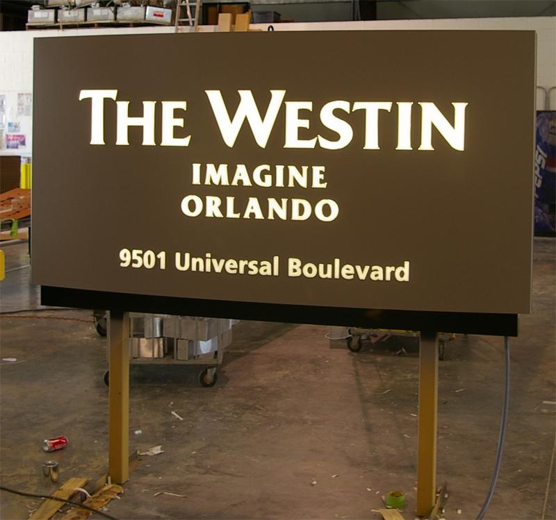 Wholesale Cnc Routed Signs Dimensional Letters Aluminum